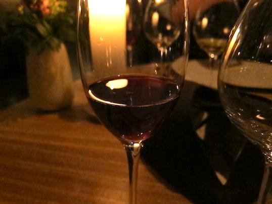 Boisson Rouge - rød drik. En lækker mousserende rødvin, som er god for humøret.