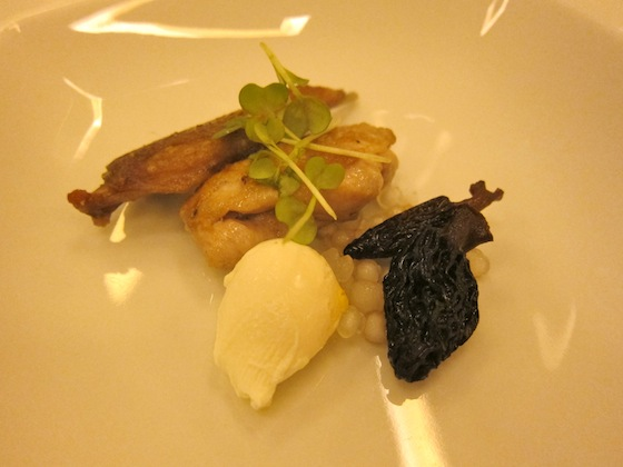 Quail at Feitoria